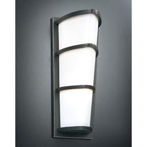 Alegria Large Oil Rubbed Bronze Outdoor Wall Light
