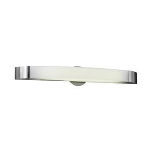Delaney Satin Nickel 29-Inch LED Vanity