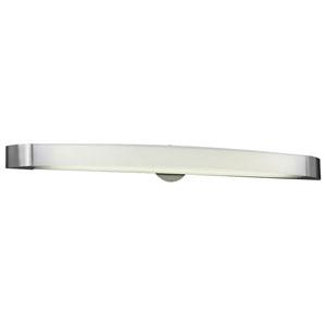 Delaney Satin Nickel 41-Inch LED Vanity