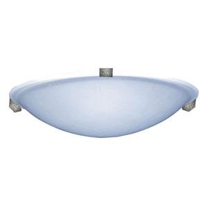 Nuova Natural Iron 16-Inch LED Flush Mount