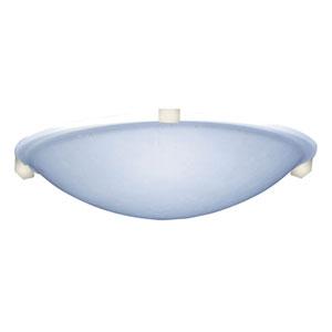 Nuova Polished Brass 16-Inch LED Flush Mount