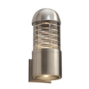 Celine Bronze Aluminium 6-Inch LED Outdoor Wall Lantern