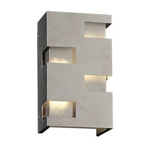 Kent Aluminum 6-Inch LED Wall Sconce