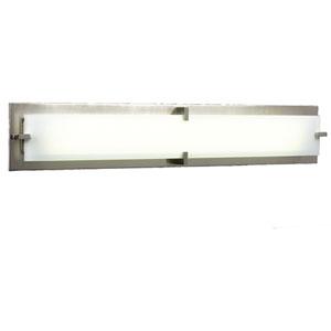 Polipo/T5 Satin Nickel 39-Inch LED Vanity