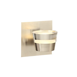 Sitra Satin Nickel 5-Inch LED Vanity
