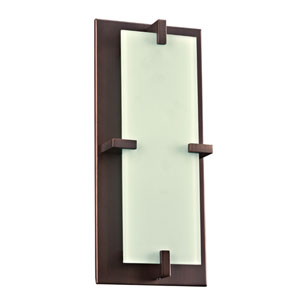 polipo Oil Rubbed Bronze 7-Inch LED Wall Sconce