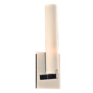 Polipo Polished Chrome 5-Inch LED Wall Sconce