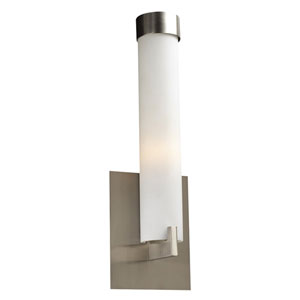 Polipo Satin Nickel 5-Inch LED Wall Sconce