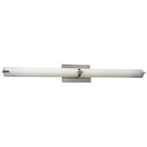 Polipo Satin Nickel 39-Inch LED Vanity