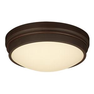 Turner Bronze 14-Inch LED Flush Mount