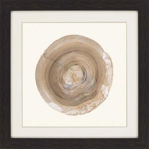 Slice of Life II Neutral Framed Art