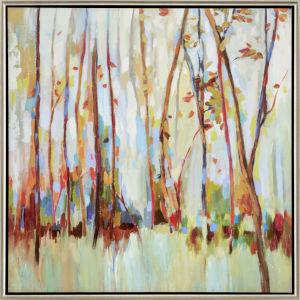 Soulmates Multicolor Canvas