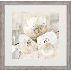 Elegance I Neutral Framed Art