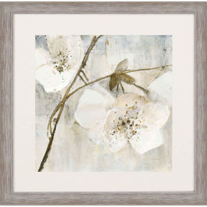 Elegance II Neutral Framed Art
