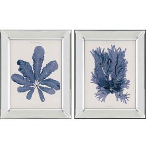 Seaweed II by Bradbury: 16 x 20-Inch Wall Art, Set of Two