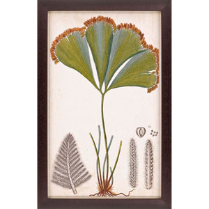 Foliage Botanique I by Turpin: 32 x 50-Inch Wall Art