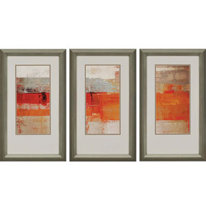 Unsolar by Colbert: 39 x 23-Inch Framed Wall Art, Set of Three