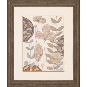 Garden Contours II by Vess: 32 x 38-Inch Framed Art