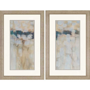 Carbon Neutral by Parker: 38 x 24-Inch Framed Wall Art, Set of Two