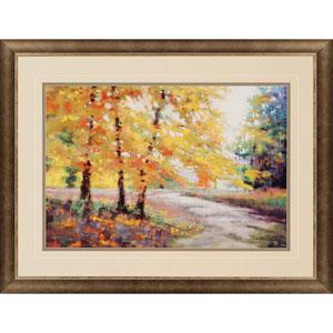A Gentle Light by Baggetta: 38 x 50-Inch Framed Wall Art