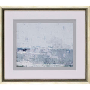 Boundary I by Inspire Studio: 30 H x 35 W-Inch Framed Art