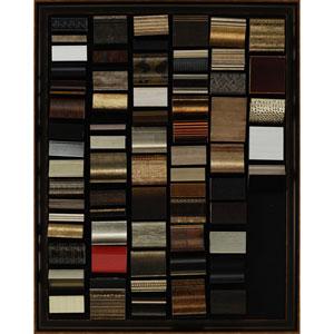 Flat Wood Molding Board Mirror