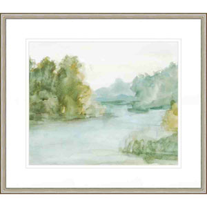 Watercolour By Harper: 21 x 25 Framed Wall Art, Set of 4