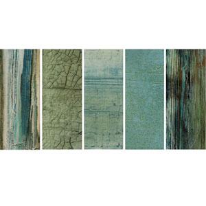 Boardwalk by Louwagie: 30 x 12-Inch Framed Wall Art, Set of Five