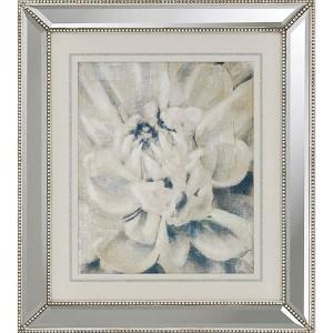 Glam II by D'Aguiar: 33 x 29 Framed Acrylic Paint