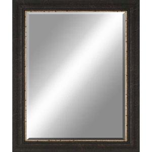 Espresso 34 x 28-Inch Mirror