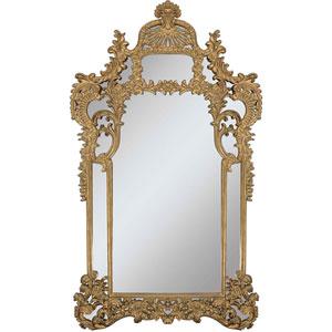 Antoinette Gold Mirror