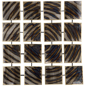 Four Square 32 x 32 In. Wall Sculpture