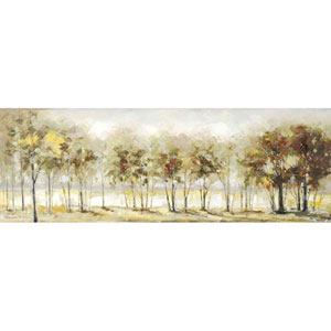Inheritance: 19 x 58-Inch Canvas Wall Art