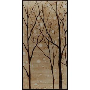 Brilliant Timber II: 47 x 24-Inch Canvas Wall Art