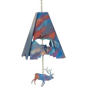 8-Inch Elk Chime