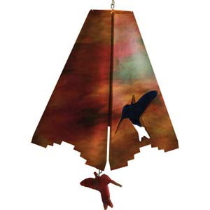8-Inch Humming Bird Chime