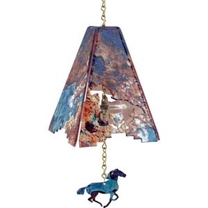 8-Inch Horse Chime