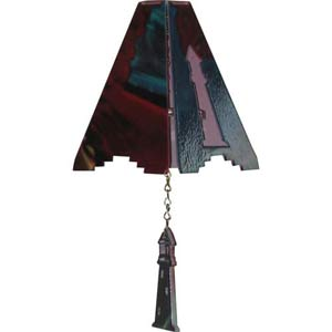 8-Inch Light House Chime