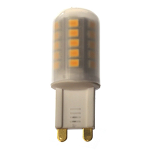 3G9DLED27: LED Lamps 3W T4 G9 2700K Bulb