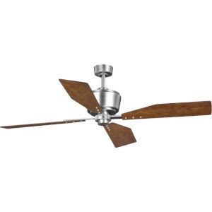 Chapin Antique Nickel 56-Inch Ceiling Fan