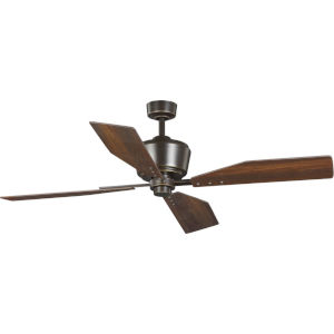 Chapin Oil Rubbed Bronze 56-Inch Ceiling Fan