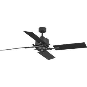 Bedwin Graphite 56-Inch Ceiling Fan