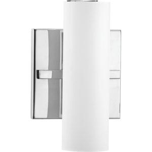 P300185-015-30: Colonnade LED Polished Chrome ADA Bath Sconce