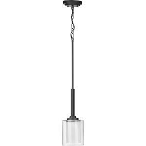 Kene Graphite Six-Inch One-Light Mini Pendant