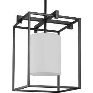 Chadwick Black 11-Inch One-Light Pendant