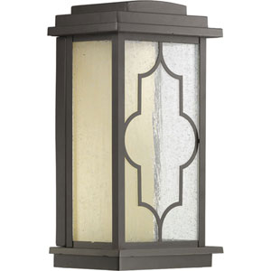 P560106-129-30: Northampton LED Architectural Bronze Outdoor Wall Lantern