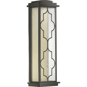 P560107-129-30: Northampton LED Architectural Bronze Outdoor Wall Lantern