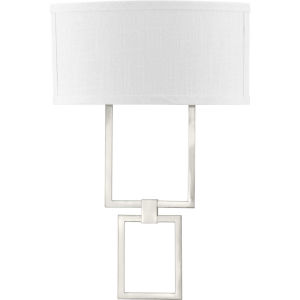 Brushed Nickel ADA LED Wall Sconce