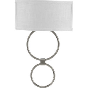 Brushed Nickel 14-Inch ADA LED Wall Sconce