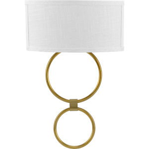 Brushed Bronze 14-Inch ADA LED Wall Sconce